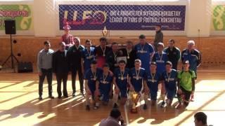 награждение чемпионат и кубок ллф Кокшетау 2016-2017