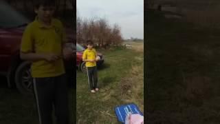 """Рыбалка в Алматы пруд """" Декабрьский """""""