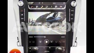 Штатная магнитола Toyota Camry (v50)2012 + Android Tesla Style 12.1