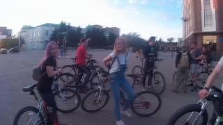 Вело Костанай новая набережная КЖБИ