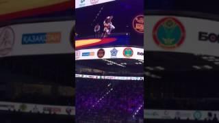 Казахстан Барысы 2017 супер бросок