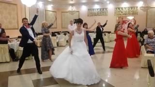 Флешмоб.свадьба Атбасар