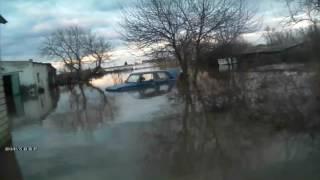 Наводнение с.Зеленовка (Карасуский район)