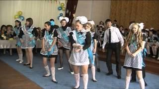 г. Зыряновск Последний звонок 2013 год .школа № 6
