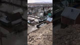 Потоп Кокшетау