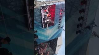 OpenAir-Astana. 01.06.2017. Группа ПИЦЦА(Оружие). Astana Expo 2017 Future Energy