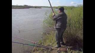 рыбалка в Казахстане, город Державинск,