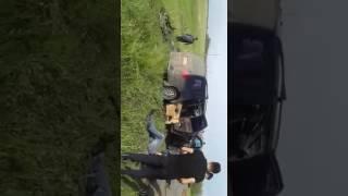 Жесткая авария Аксай-Уральск ЗКО Шараны столкнулись