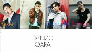 Renzo - Qara [текст песни/ lyrics]