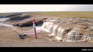 Водопад Кокшетау-Зеренда