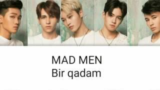 MAD MEN - Bir qadam/Бір қадам  [текст песни/ lyrics]