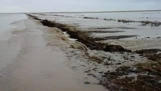 Потоп Кима-атбасар 15 апреля 2017