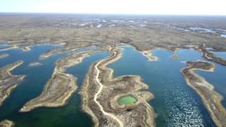 Топар, Орловские озера Алматинская область