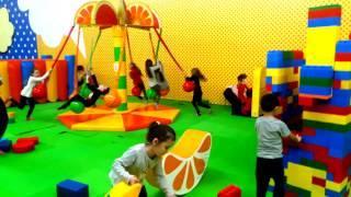 Туто круто. Детский семейный развлекательй  центр.  Костанай. Супермаркет Солнечный по Карбышева.