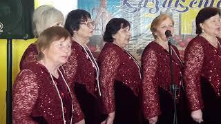 Мой город Песня о городе Степняк в исполнении хора ветеранов
