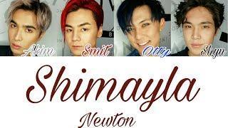 NEWTON - Shimayla [текст песни/lyrics]