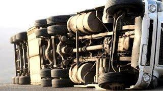 Авария на трассе Астана-Боровое. Не далеко от г. Акколь