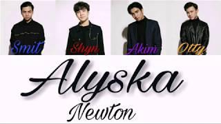 NEWTON - Alyska [текст песни /lyrics]