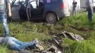 ДТП на трассе Уральск-Аксай