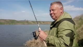 Рыбалка близ Алматы. Енбекши.    Белый амур пошёл.