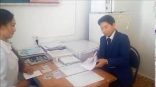 Степняк Енбекшильдерского района - учащиеся школ Акмолинской области против коррупции