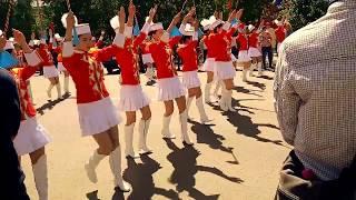 1 июня В Кокшетау парад школьников
