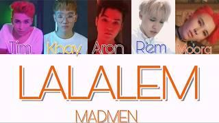 MadMen - LaLaLem [текст песни /lyrics]