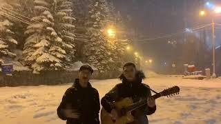 Қатыгездеу Алматы на гитаре Xansamat and azamat офигенное исполнение хит жанаозен 2019