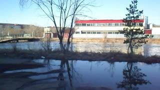 Кокшетау.потоп
