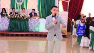 Тамада Максат Астана-Кокшетау (двуязычный)